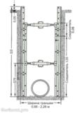 Алюминиевая крепь LITEBOX 200