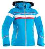 Женская горнолыжная куртка 8848 Altitude Carlin голубая (668708)
