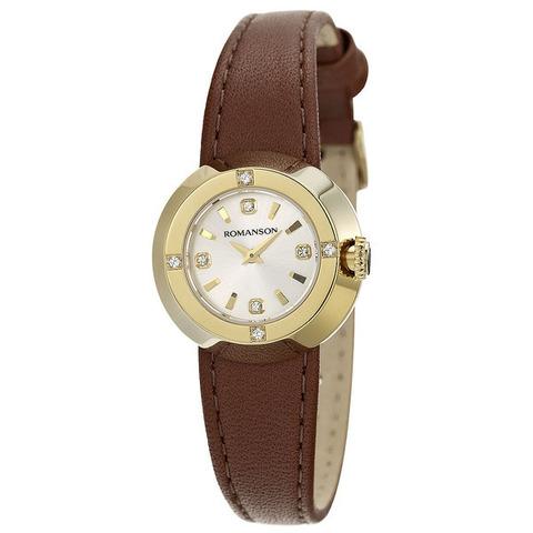 Купить Наручные часы Romanson RL2611QLGWH по доступной цене