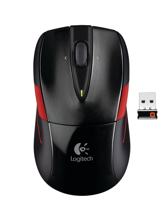 LOGITECH M525 Wireless Black