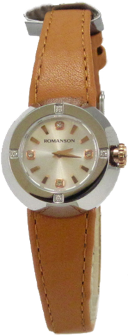 Купить Наручные часы Romanson RL2611QLJWH по доступной цене