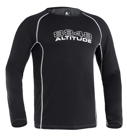 Термобелье футболка 8848 Altitude NEO CREWNECK мужская BLACK