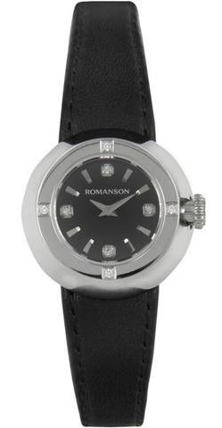 Купить Наручные часы Romanson RL2611QLWBK по доступной цене