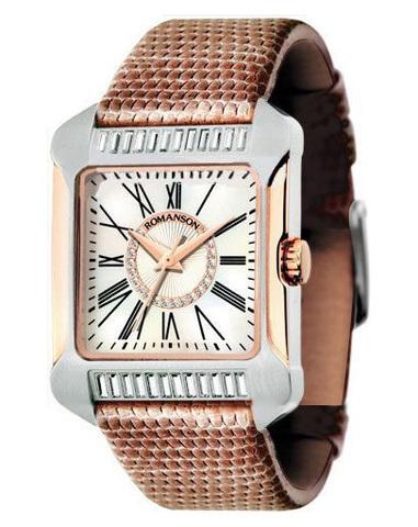 Купить Наручные часы Romanson RL1214TLJWH по доступной цене