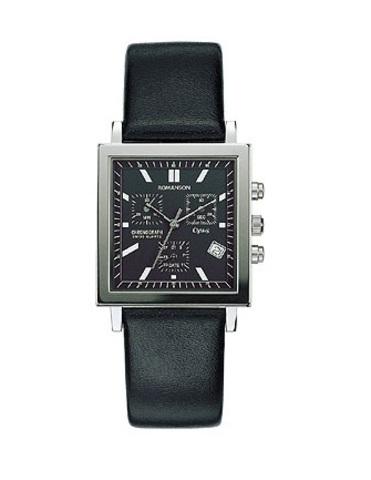 Купить Наручные часы Romanson UL2118MWBK по доступной цене