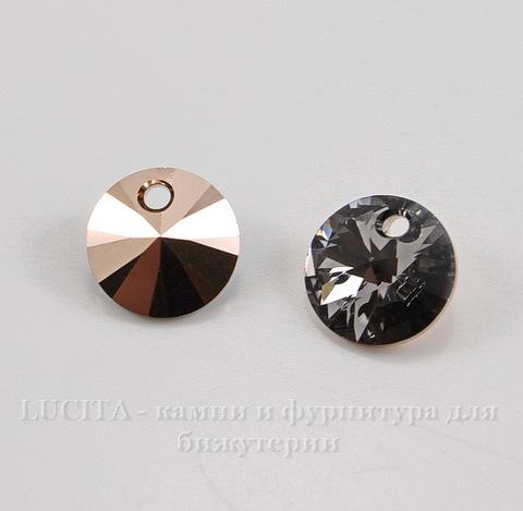 6428 Подвеска - Rivoli  Сваровски Crystal Rose Gold (8 мм)