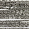 Винтажная цепь (звено 4х2 мм) (оксид серебра), 10 cм