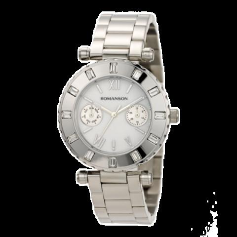 Купить Наручные часы Romanson RM0379LWWH по доступной цене