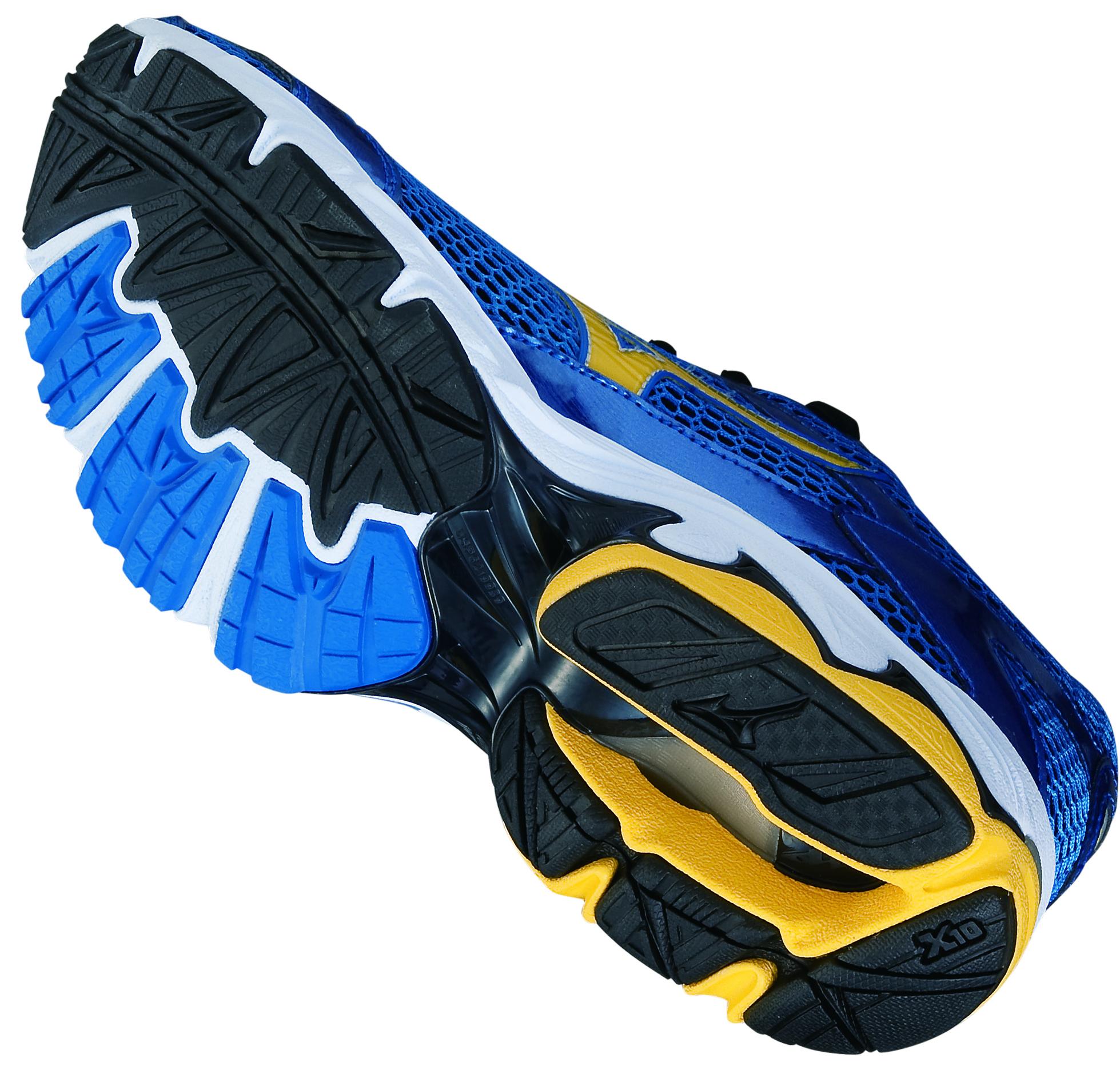 Mizuno Wave NEXUS 7 Кроссовки для бега мужские blue