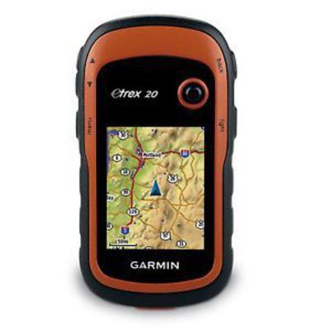 Купить Туристический GPS-навигатор Garmin eTrex 20 Аэроскан 010-00970-10 по доступной цене