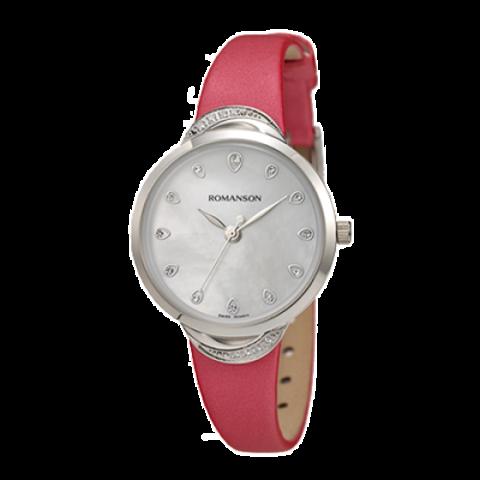 Купить Наручные часы Romanson RL4203QLWWH по доступной цене