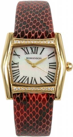 Купить Наручные часы Romanson RL2623QLGWH по доступной цене