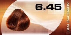 6.45 Темный медно-махагоновый блондин IAN ZACHARY