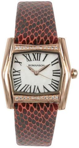 Купить Наручные часы Romanson RL2623QLRWH по доступной цене