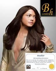 Волосы на  капсулах оттенок #2-длина 52 см