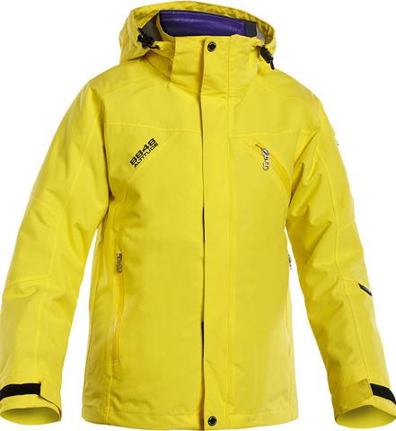 Куртка 8848 Altitude - Troy JR Zip-In Jacket Yellow подростковая