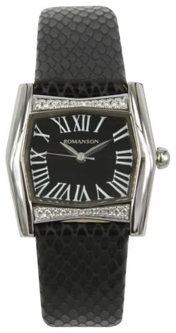 Купить Наручные часы Romanson RL2623QLWBK по доступной цене