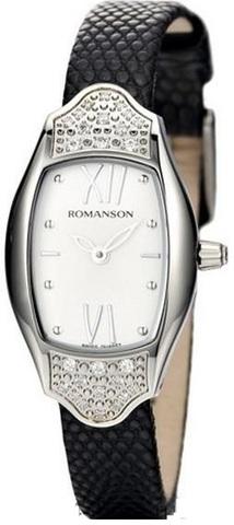 Купить Наручные часы Romanson RL1266QLWWH по доступной цене