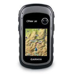 Туристический GPS-навигатор Garmin eTrex 30 Аэроскан 010-00970-20