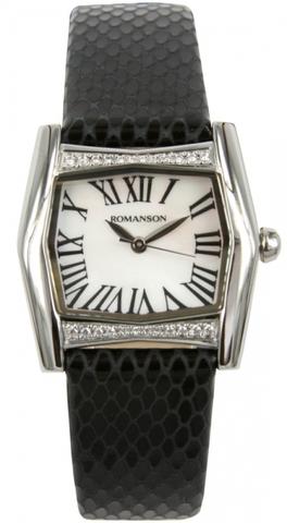 Купить Наручные часы Romanson RL2623QLWWH по доступной цене