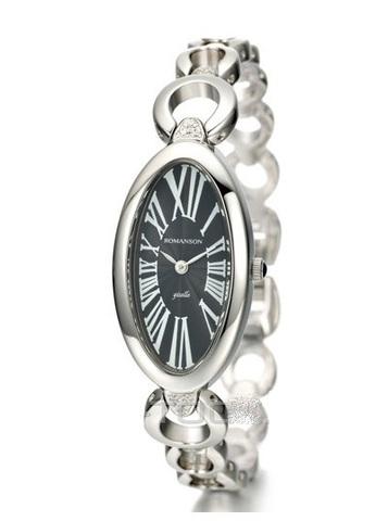 Купить Наручные часы Romanson RM0348QLWBK по доступной цене
