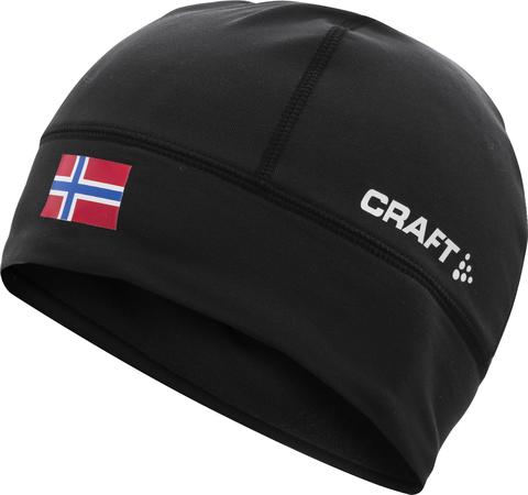Шапка лыжныя Craft Light Thermal Flag Black