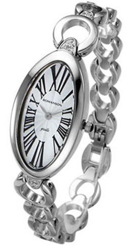 Купить Наручные часы Romanson RM0348QLWWH по доступной цене