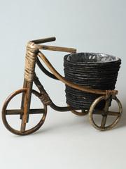 Кашпо велосипед HF10B-067