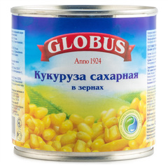 "Кукуруза ""Globus"", 425 мл"