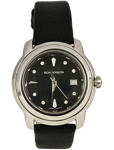 Купить Наручные часы Romanson RL2637LWBK по доступной цене