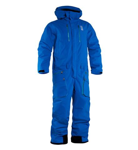 Комбинезон горнолыжный 8848 Altitude Monster Ski Suit Blue мужской
