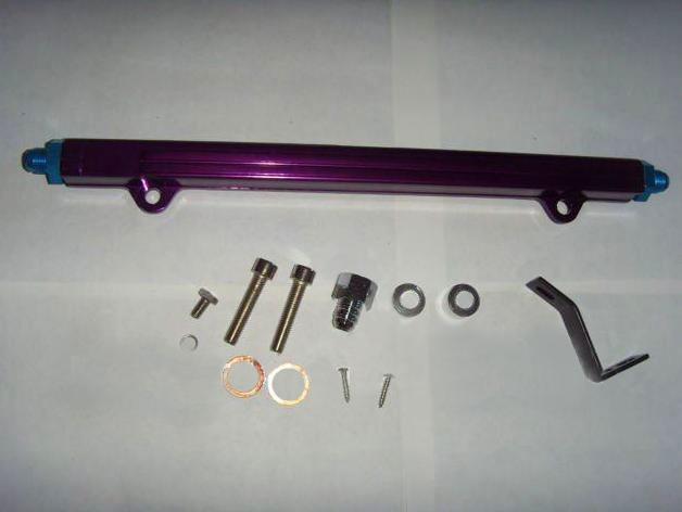 Топливная рейка lancer EVO 7 8 9