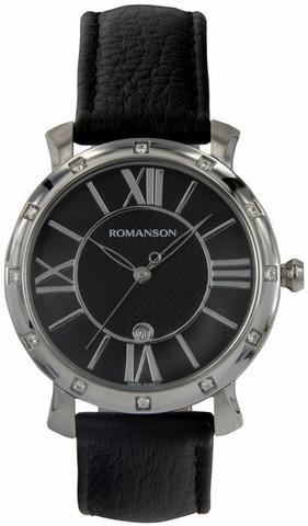 Купить Наручные часы Romanson TL1256QLWBK по доступной цене