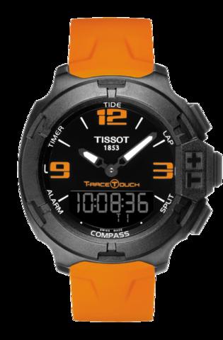 Купить Наручные часы Tissot Touch Collection T081.420.97.057.02 по доступной цене