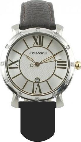 Купить Наручные часы Romanson TL1256QLWWH по доступной цене