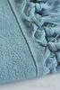 Полотенце 50x100 Hamam Meyzer Tassels бирюзовое