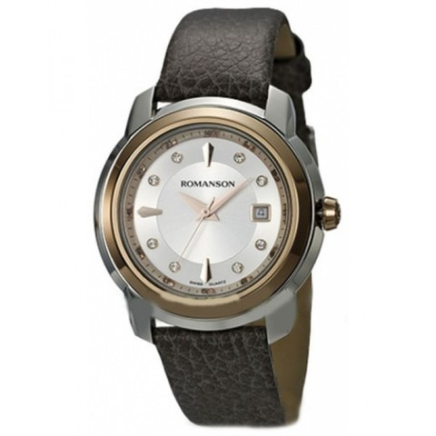 Купить Наручные часы Romanson RL2637LJWH по доступной цене