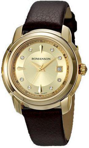 Купить Наручные часы Romanson RL2637LCWH по доступной цене