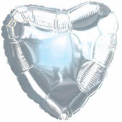 F 32 Сердца Серебро