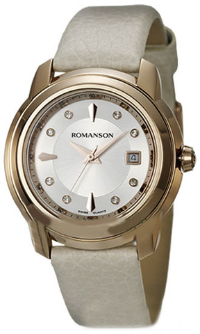 Купить Наручные часы Romanson RL2637LRWH по доступной цене