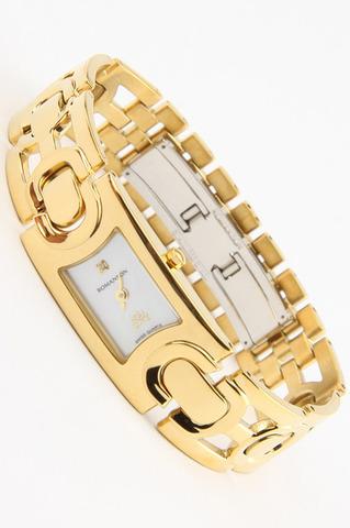 Купить Наручные часы Romanson RM5168LGWH по доступной цене