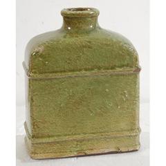 Статуэтка Evergreen Кувшин малый зеленый