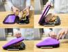 Ланч-Бокс (Контейнер для еды) Compleat Foodskin Фиолетовый (Unikia)