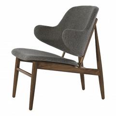 кресло kofod armchair (ткань)