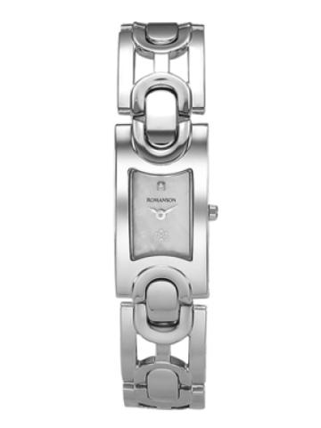Купить Наручные часы Romanson RM5168LWWH по доступной цене