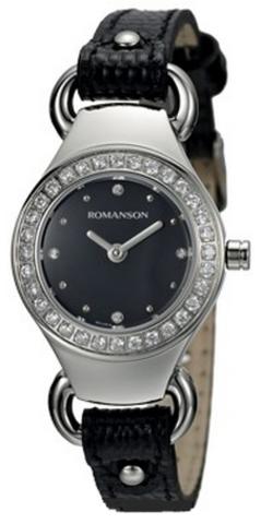 Купить Наручные часы Romanson RN2633QLWBK по доступной цене