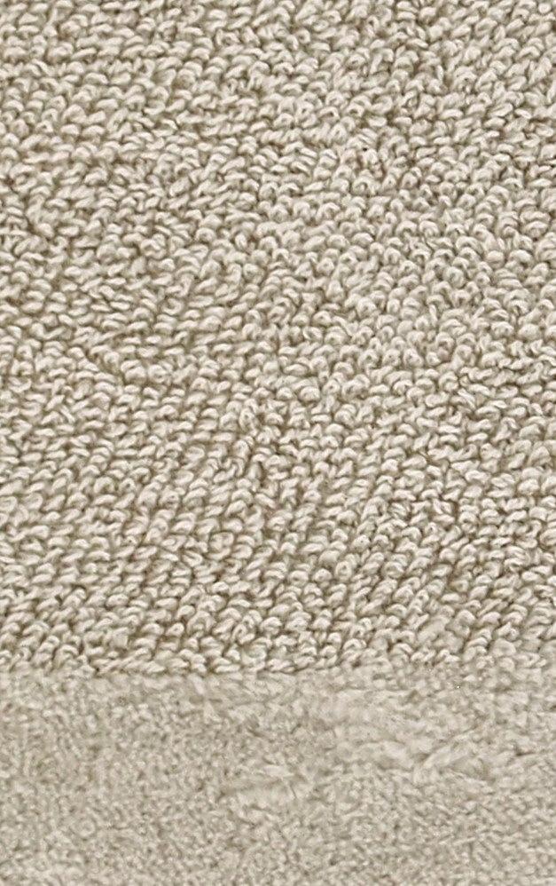 Элитный коврик для ванной Fyber серый жемчуг от Carrara