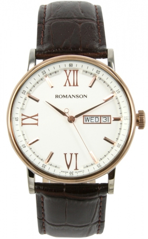 Купить Наручные часы Romanson TL1275MJWH по доступной цене