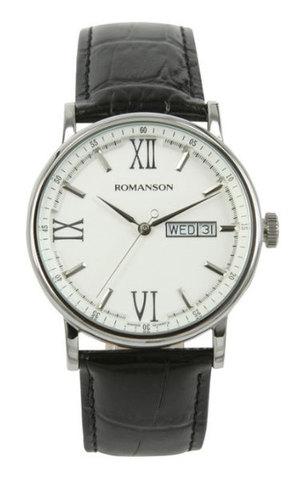 Купить Наручные часы Romanson TL1275MWWH по доступной цене