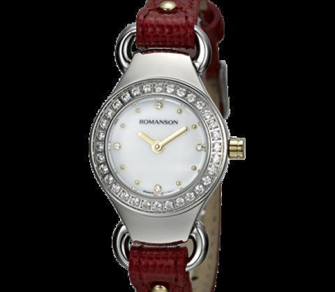 Купить Наручные часы Romanson RN2633QLCWH по доступной цене